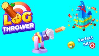 Download Log Thrower Mod APK 1.2.4 Original
