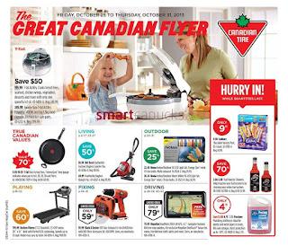 Canadian Tire Flyer Red Alert Deals valid November 22 - 28, 2019