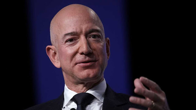 Amazon's Jeff Bezos Will Go To Space Next Month On His Very Own Rocket