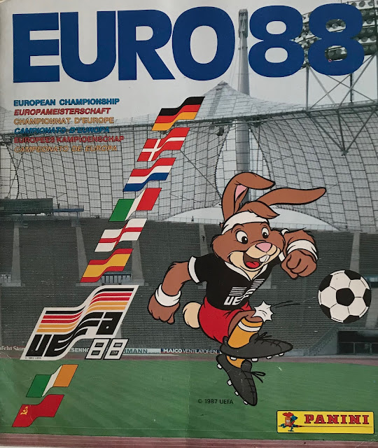 Copertina Euro '88