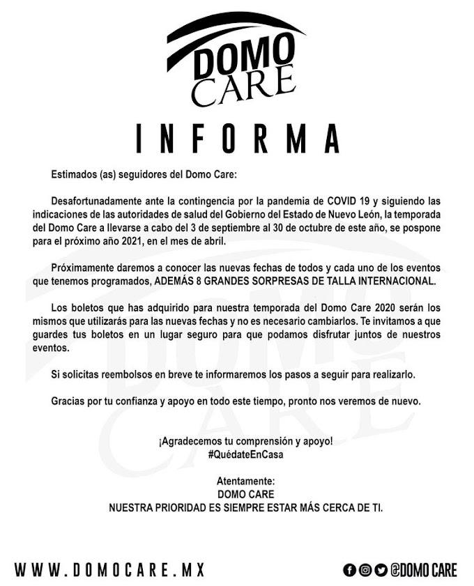 Expo Feria Guadalupe 2020 Palenque Domo Care