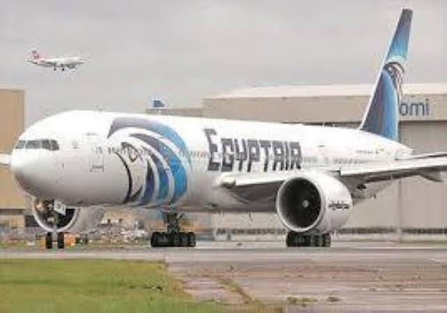 مطار القاهرة يستقبل  العالقين بالخارج