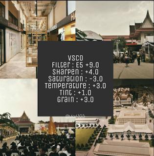 Cara Mendapatkan Filter Thailand di Instagram Mudah