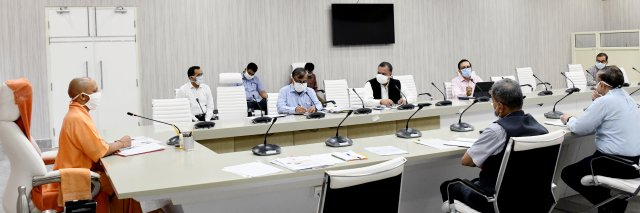 मुख्यमंत्री योगी ने कोविड-19 पर नियंत्रण के लिए कॉन्टैक्ट ट्रेसिंग व सर्विलांस सिस्टम को पूरी सक्रियता के साथ निरन्तर जारी रखने के निर्देश दिए