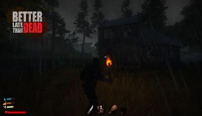 لعبة Better Late Than DEAD
