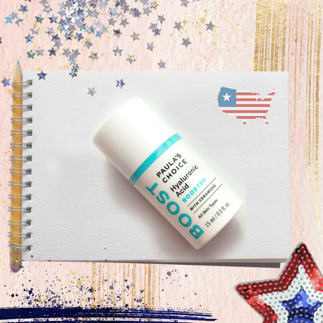 Paula's Choice Hyaluronic Acid Booster review by barbies beauty bits