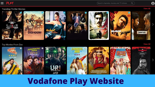 vodafone play on pc