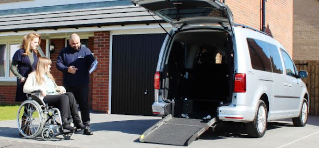how to start disability transportation company disabled passengers van