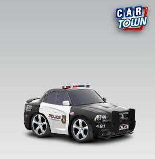 Dodge Charger RT 2011 Police