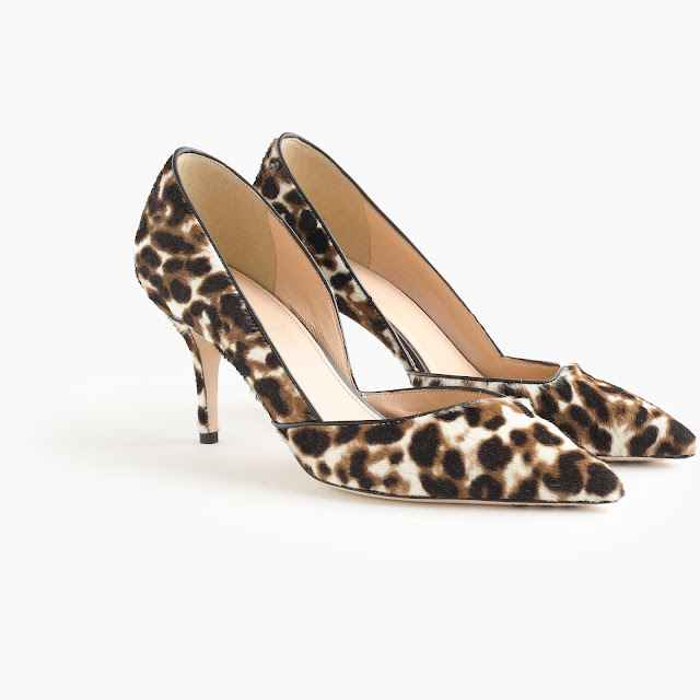 J. Crew Collection Collete Pumps