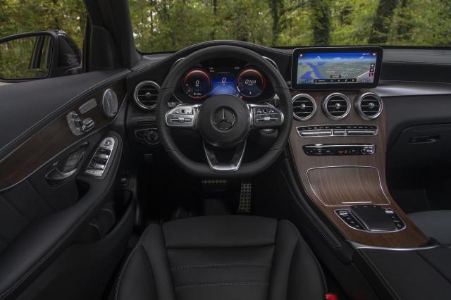 2021 Mercedes-Benz GLC Class Review