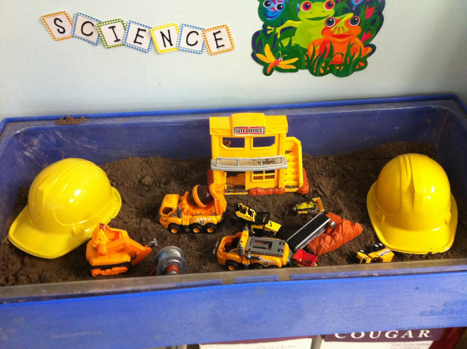 Excelling At Preschool Theme Construction