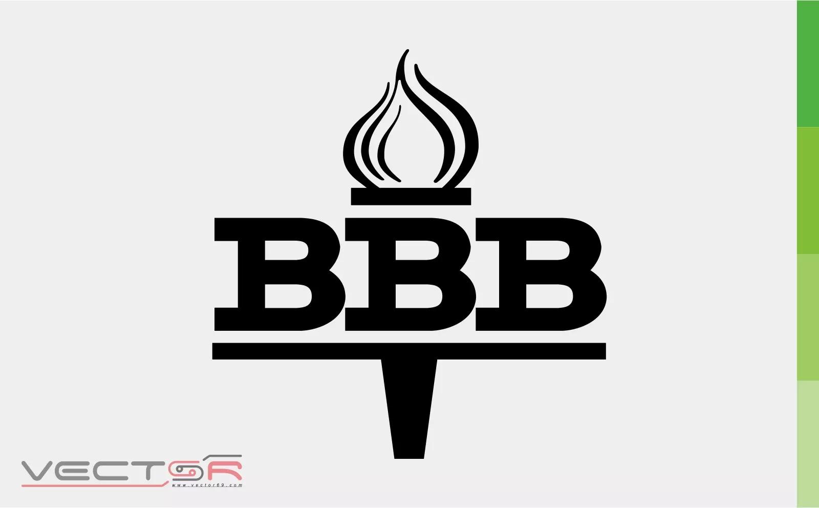 BBB - Better Business Bureau (1965) Logo - Download Vector File CDR (CorelDraw)