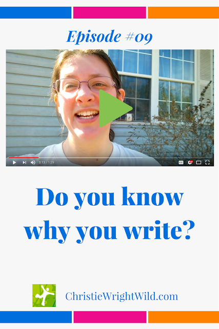 Yearly Writing and Running Rituals | Do you know why you write? | writing habits | rituals for writers