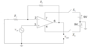 Laporan Praktikum Elektronika Dasar 2 - PENGUAT NON-INVERTING