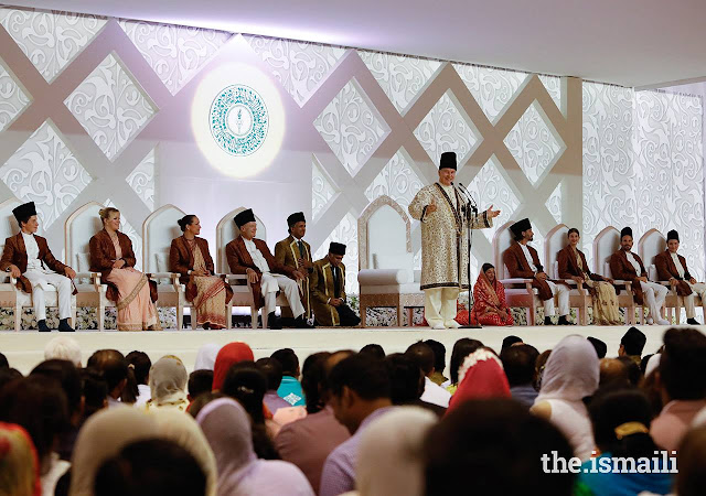 Imam Didar Ginan, Qasida and Waez - Ismaili Wisdom
