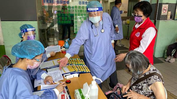 有疫苗趕快打 彰化縣75~84歲長輩今開打莫德納疫苗