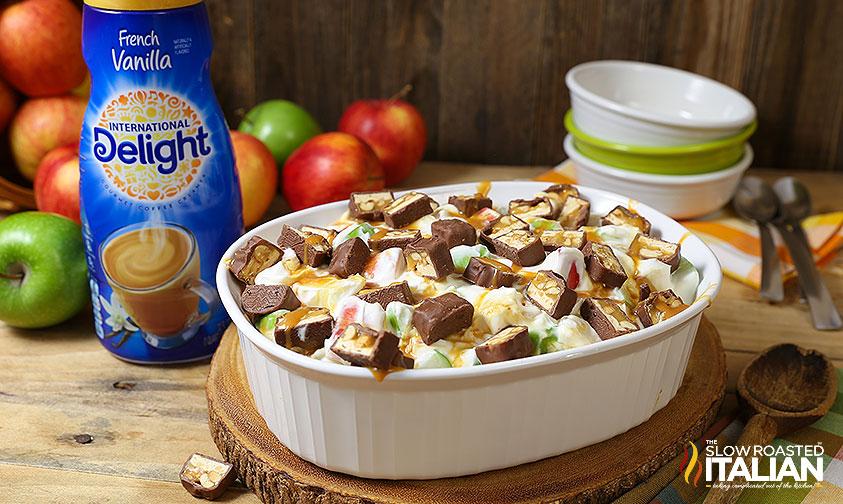recipe: cheesecake salad delight [34]