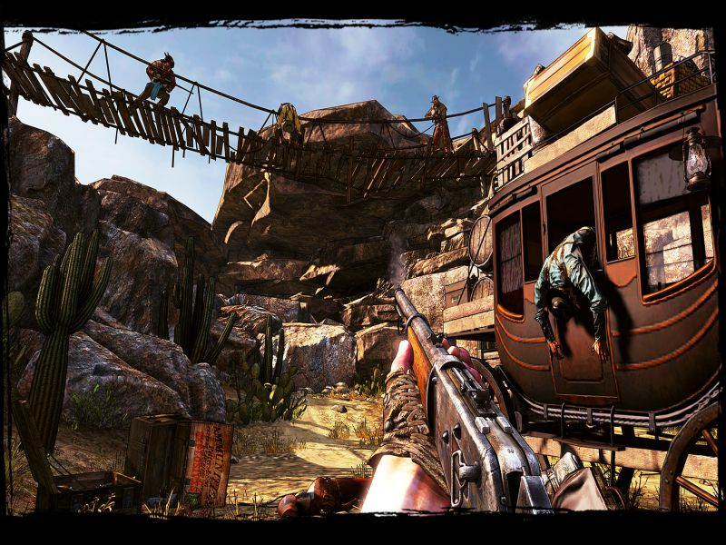 Download Call of Juarez Gunslinger Free Full Game For PC