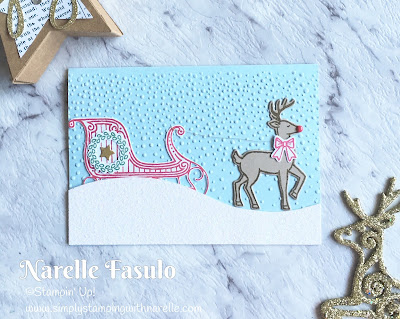 Santa's Sleigh Bundle -Simply Stamping with Narelle - available here - http://www3.stampinup.com/ECWeb/ProductDetails.aspx?productID=143499&dbwsdemoid=4008228