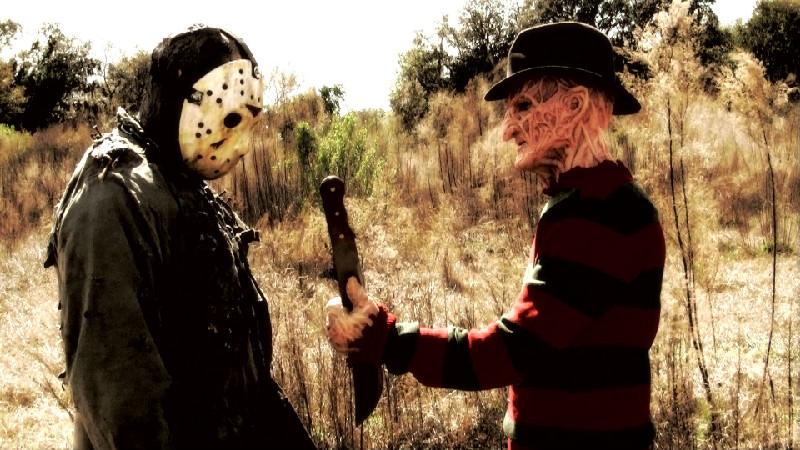 Freddy Vs Jason Naked