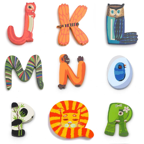 3 letter animals my owl barn djeco animal letters 25786