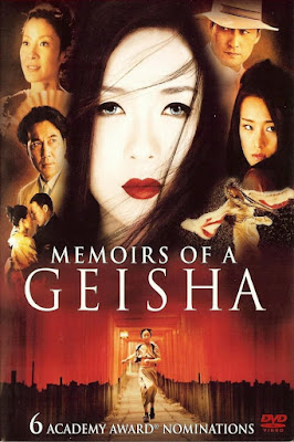 Memoirs of a Geisha 2005 DVD9 NTSC Latino