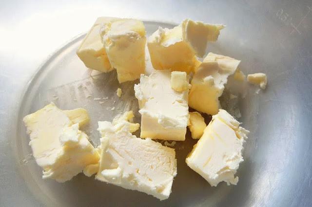 バターを常温に戻す