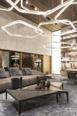 Modern Sitting Room Lighting Designs 8