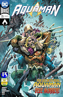DC Renascimento: Aquaman #35