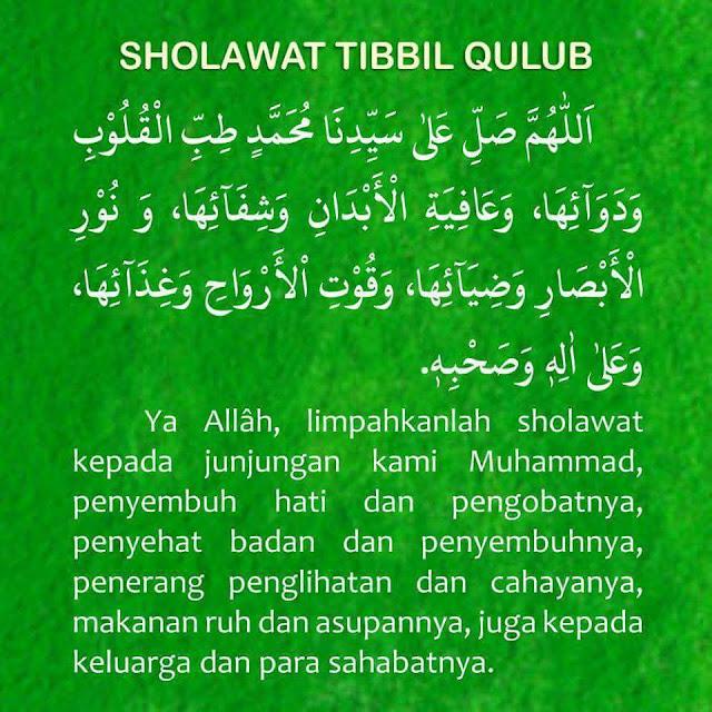 Sholawat Nuril Abshor / Tibbil Qulub