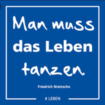 Zitatforschung Man Muss Das Leben Tanzen Friedrich Nietzsche Angeblich