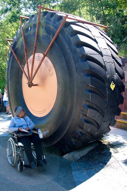 big wheel eden project