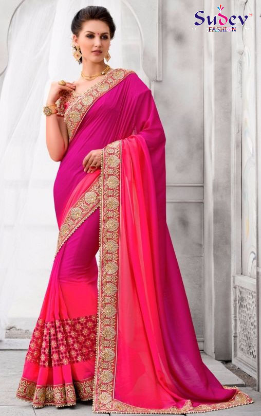 Buy Top Best Indian Traditional Party Wear Designer Saree ...