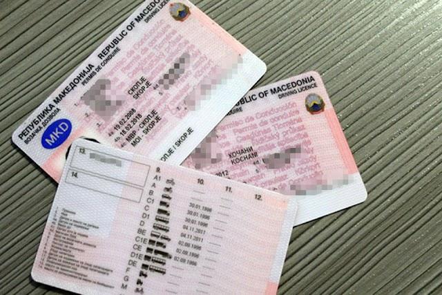 Lindau: Führerschein nicht umgeschrieben Mazedonier angezeigt