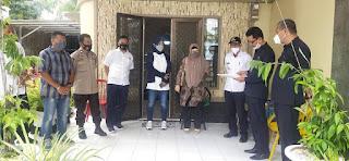 Sat Intelkam Polres Wajo Pamtup Pada Pelaksanaan Eksekusi Harta Gono Goni