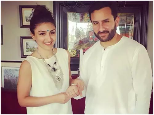 Saif Ali Khan Soha Ali Khan Bollywood brothers sisters