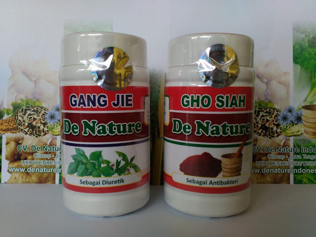 Gho Siah dan Gang Jie De Nature