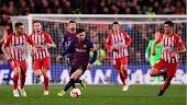 ملخص و نتيجة مباراة برشلونة واتليتكو مدريد اليوم الثلاثاء اونلاين 30-06-2020 الدوري الاسباني