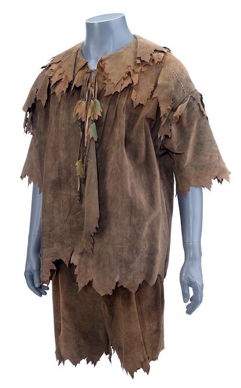 Robin Williams Hook Pan film costume