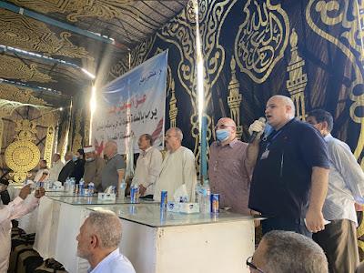 مستقبل وطن بكفر الشيخ يكثف جهوده لدعم مرشحى الحزب فى الإعادة بالشيوخ