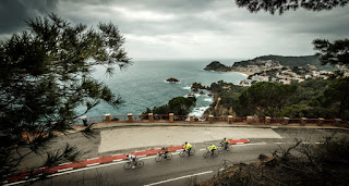 Cycling training camps in Spain