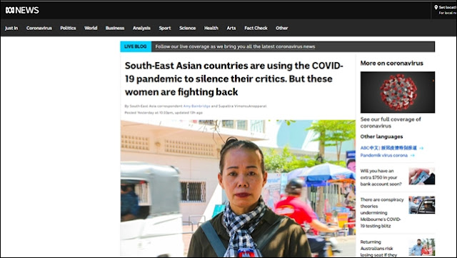 Waduh, Indonesia Masuk Daftar Negara Pembungkam Kritik di Kala Pandemi