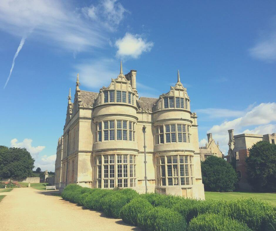 Fascinating English Heritage Castles To Visit In The East Midlands | Kirby Hall is a great place to explore.