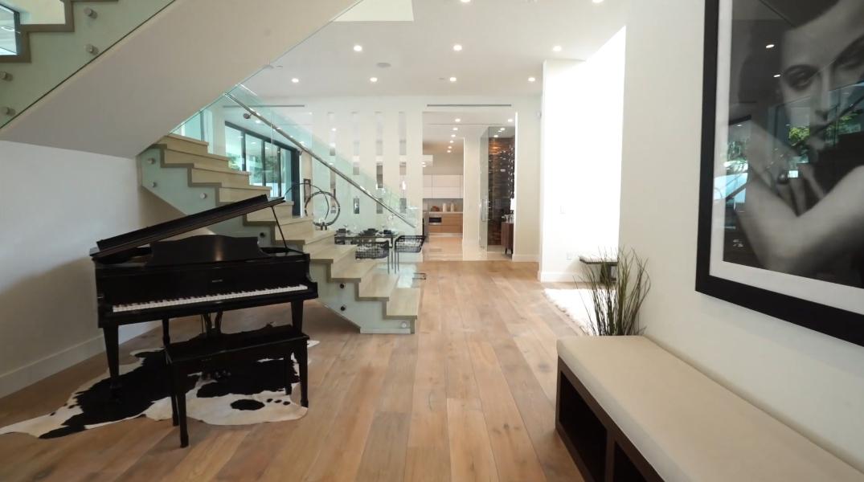 93 Interior Design Photos vs. 16720 Bajio Rd, Encino, CA Luxury Home Tour