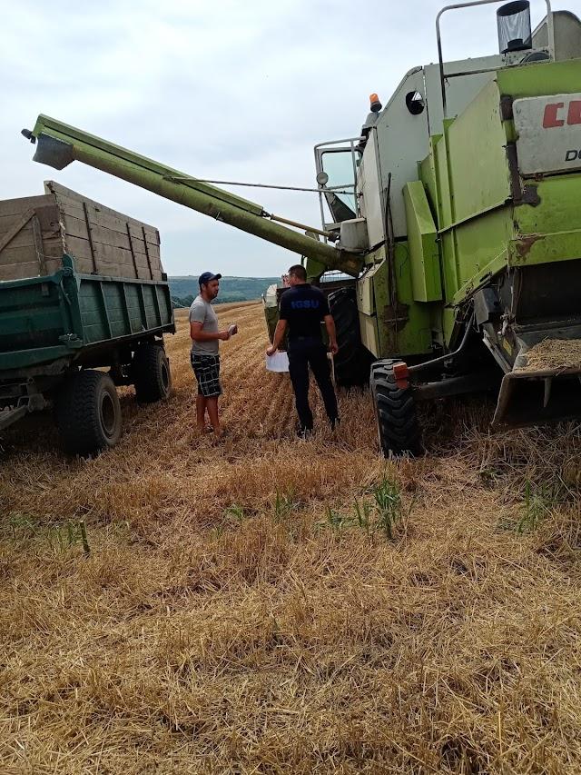 Măsuri prevenire în perioada desfășurării campaniei de recoltare a cerealelor