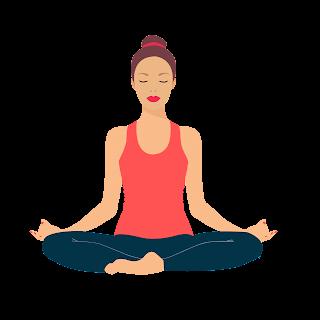 yoga and meditetion