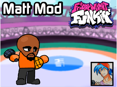 Friday Night Funkin' Matt Mod Moveset