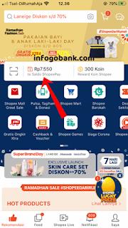 Cara Mengisi Saldo ShopeePay di Indomaret Gratis
