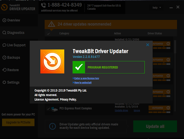 تحميلTweakBit Driver Updater